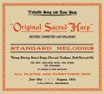 Original Sacred Harp: Centennial Edition, front cover